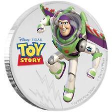 Niue 2 Dollar 2018 - Disney Toy Story - Buzz Lightyear (2.) - 1 Oz Silber PP