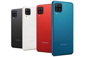SAMSUNG GALAXY A12 32GB-64GB-128GB 6.5 INCH SIM FREE SMARTPHONE LTE DUAL SIM NEW