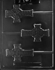 CELTIC CROSS mold Chocolate Candy molds R74