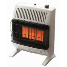 Vent-Free Infrared Radiant Gas Heater, 10K BTU, NG HETF155225 Brand New!