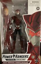 Power Rangers Lightning Beast Morphers Cybervillain Blaze (On Hand)