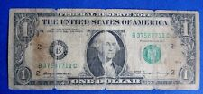 1969 USA  United States BANKNOTE 1 $  (ONE DOLLAR)