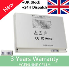 """BATTERY FOR APPLE MACBOOK PRO 17"""" INCH A1189 A1151 MA458 A1261 A1229 A1212 4.4Ah"""