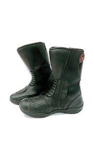 Pr RK Sports Touring Motorcycle boots UK Size 9 (Euro) 43