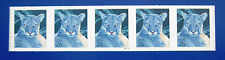 Sc # 4141 ~ 26 cent Florida Panther Issue, Plate # Coil Strip of 5, Pl # S1111