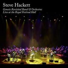 HACKETT, STEVE - GENESIS REVISITED BAND & ORCHESTRA: LIVE (2CD+DVD) USED - VERY
