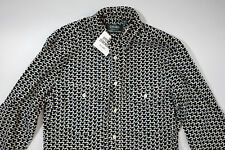 Gitman Bros Vintage X Opening Ceremony Printed Corduroy OverShirt $185 S Small