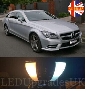 Mercedes CLS Shooting Brake W218 (X218) White LED Interior Light Kit