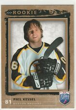 2006 06-07 Be A Player #202 Phil Kessel RC /999 rookie Boston Bruins