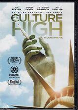 NEW DVD // THE CULTURE HIGH // Richard Branson, Snoop Dogg, Wiz Khalifa, Joe Rog