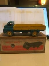 Dinky Vintage Toy 522 Big Bedford Lorry Blue / Yellow with its box Great item fo