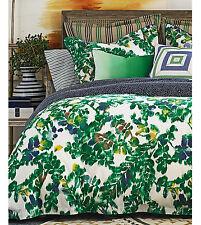 Tommy Hilfiger Santa Barbara Villa Gardens Green 2-Piece Twin Duvet Cover Set