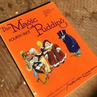 Young Australian Series The Magic Pudding, Fourth Slice Hardcover Book Vintage