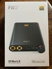 FiiO Q1 Mark II Portable DAC & Headphone Amplifier - used, all accessories