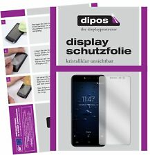 2x Cubot Note Plus Schutzfolie klar Displayschutzfolie Folie Display Schutz