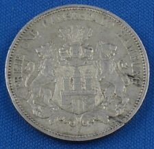 5 Mark Münze Silber 1913 J