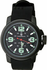 Smith & Wesson Mens Black Amphibian Commando Water Resistant Watch W1100