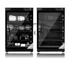 80L Full Automatic Digital Camera Dehumidify Storage 4 tiers