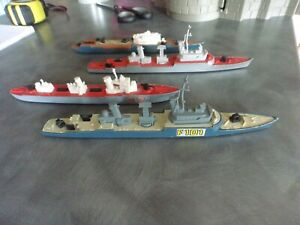vintage original Matchbox Sea Kings Seakings collection (Lot 2) warships diecast