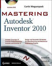 Mastering Autodesk Inventor 2010-ExLibrary