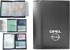 Pochette Etui Porte carte grise *OPEL* Permis conduire - Assurance