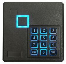 Sebury Access Control RFID Keypad Reader Card Proximity Wiegand 26 Weatherproof