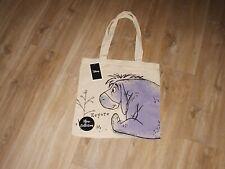 Disney Eeyore- Winnie the Pooh Canvas Tote Bag