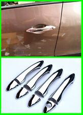For Hyundai Tucson ix35 2010-2014 Car Side Door Handles Cover Trim ABS 8PCS