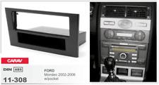 CARAV 11-308 1Din Marco Adaptador Kit de Instalacion Radio FORD Mondeo 2002-2006