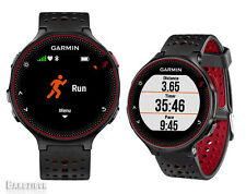 Red Garmin ForeRunner FR235 GPS Sport Men/Women Watch Wrist Heart Rate Monitor