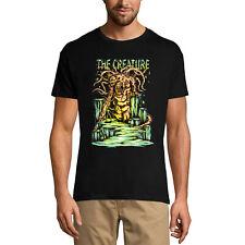 ULTRABASIC Homme T-shirt The Creature - La créature - Monstre effrayant