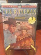 The Rifleman - 3 Classic Episodes (DVD, 2004) Chuck Connor 1958-1963/Refurb/LN!