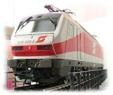 Sparkish Reihe 1012 ÖBB heavy duty E-lok HO w/ ESU DCC digital  2-RAIL NEW