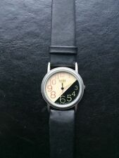 NOS NEW RACER by orient mujer japan black & white reloj watch vintage