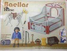 High Grade Scene Toys-Baellar Horse 26 Pcs 88706 Age 3+