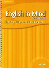 Cambridge ENGLISH IN MIND STARTER Teacher's Resource Book SECOND EDITION @New@