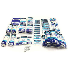50 PERSON EMERGENCY MEDICAL WORK SHOP HSE APPROVED QUALITY FIRST AID KIT REFILL