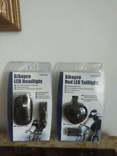 Bicycle Bike LED Headlight and Taillight New