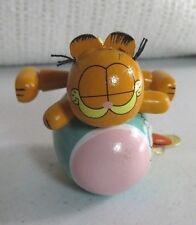 garfield vintage Easter ornament.......