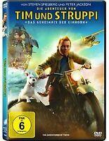 Die Abenteuer von Tim & Struppi - Das Geheimnis der Einho... | DVD | Zustand gut