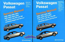 SHOP MANUAL PASSAT SERVICE REPAIR VOLKSWAGEN BENTLEY BOOK