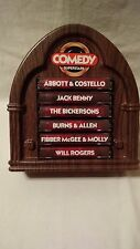 Comedy Superstars 6 Cassette Set Collector's Edition With Holder
