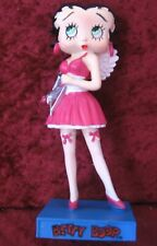 "Figurine Betty Boop Résine ""Cupidon"" Hauteur 13 cm Neuf Emballé"