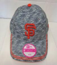 new style 79b9c 1f165 San Francisco Giants Women s New Era 9TWENTY Midnite Tech Cap Hat
