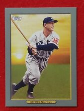 2020 TOPPS BASEBALL SERIES 2 LOU GEHRIG TURKEY RED #TR-60