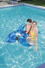 Bestway Balena Gonfiabile Mare Piscina Gonfiabile Con Maniglie 157x94cm