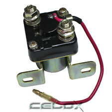 Starter Solenoid Relay Polaris ATV 250 300 350 400 NEW
