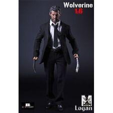 Copycat Wolverine Clothes Accessory1/6 scale Lounge Suit Set With Shoes&Hands