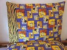 Snoopy Holloween pattern 100% new Cotton handmade Pillowcase one pair