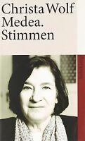 Medea. Stimmen: Roman (suhrkamp taschenbuch) von ...   Buch   Zustand akzeptabel